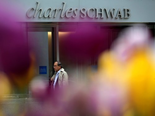 Charles Schwab's retail head and marketing chief are out — and the firm's still figuring out what's next