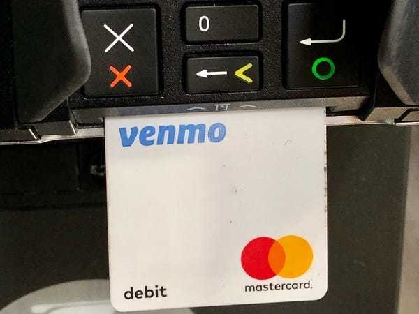 How to add money to your Venmo account on desktop or mobile - Business Insider