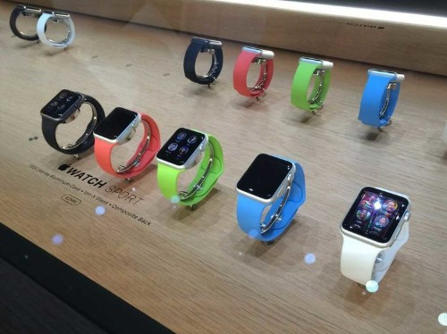 Most people will probably buy the cheapest Apple Watch