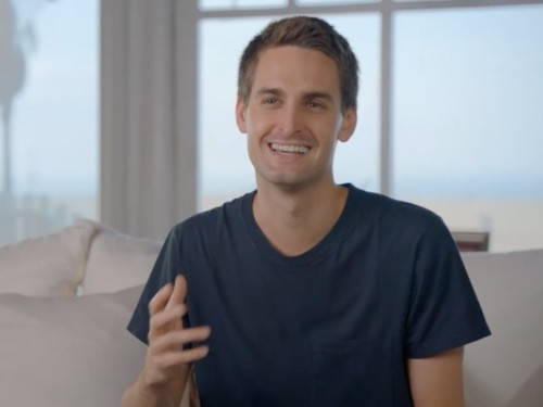 Snap CEO Evan Spiegel gave the best career advice to a 19-year-old aspiring entrepreneur