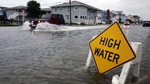 Hurricane Sandy-like flooding has become more common in major US coastal cities