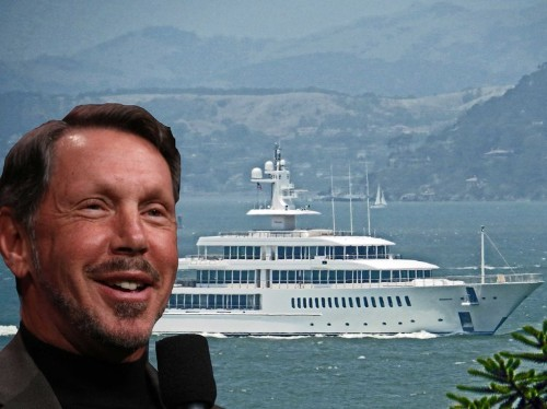 Larry Ellison Has Secured $10 Billion Worth Of Credit For His Personal Spending