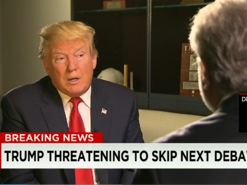 FOX NEWS: Why is Donald Trump showing so 'much fear' of Megyn Kelly?