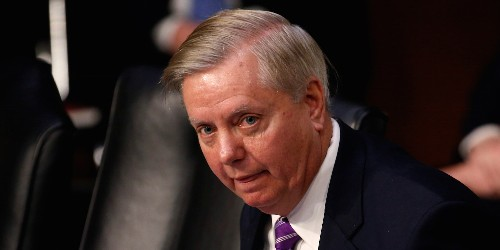 Lindsay Graham says he may change his mind on Trump impeachment - Business Insider