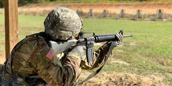 Congress won't give Army extra cash for next-generation rifle - Business Insider