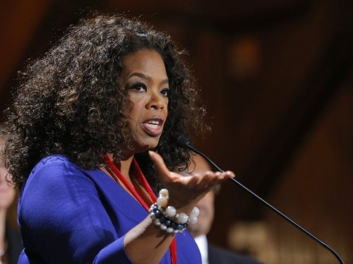 The book that inspired Oprah Winfrey's business philosophy has nothing to do with business