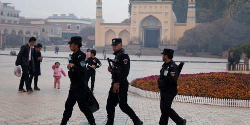 China is secretly imprisoning close to 1 million people — but they've left 2 big pieces of evidence behind