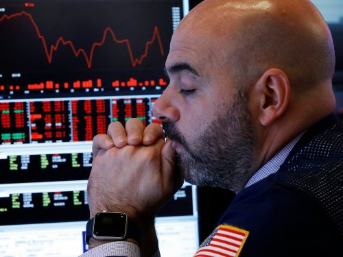 Markets mixed as growth fears clash with strong US bank earnings and Chinese export gains