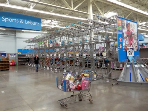 Walmart just signaled a terrifying new reality for American retail