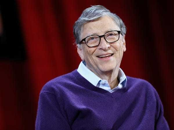Bill Gates says open research is necessary to hire and keep AI talent - Business Insider