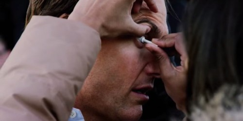 It took Tom Cruise 8 takes to pull off this insane 'Mission Impossible' airplane stunt