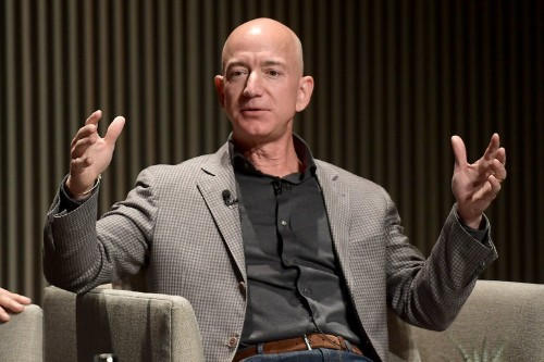Amazon is developing a payment system that would scan customers' hands