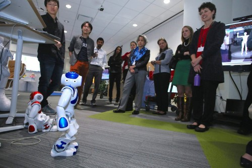 IBM is working on a robot that takes care of elderly people who live alone