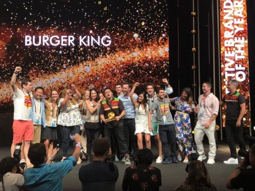 Burger King CMO's internal memo on inspiring creativity