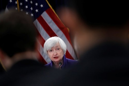 Janet Yellen says the nature of Trump's Fed pressure is 'a first'