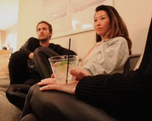 I went to a 'mindful drinking' meditation class — here's what happened