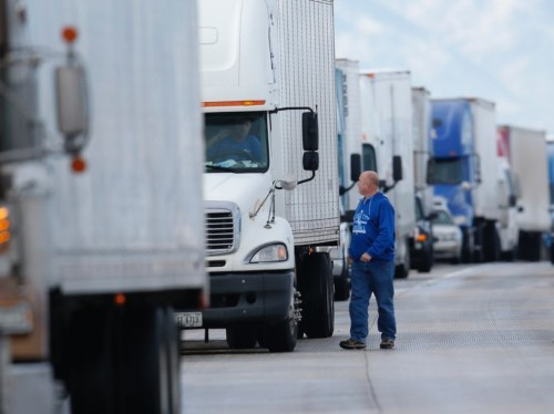 Why the $800 billion trucking industry is in a 'blood bath' in 2019