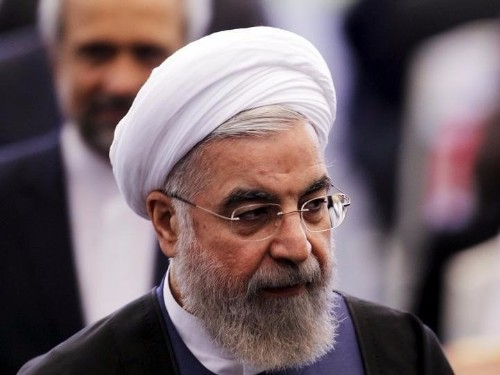 The Iranian president explains the meaning behind that 'Death to America' chant