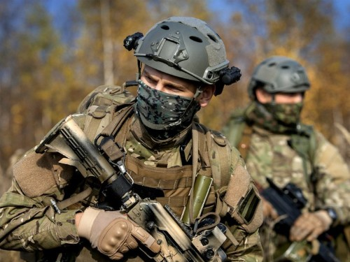 The 25 most powerful militaries in the world