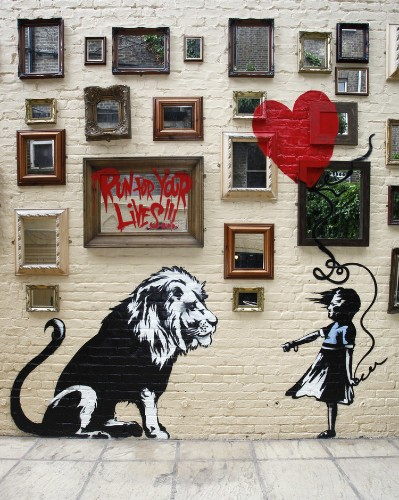 Why Banksy Has 'Nothing To Do' With Real Graffiti Culture