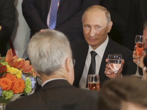 Putin once casually said over dinner that he could destroy America in a half-hour or less
