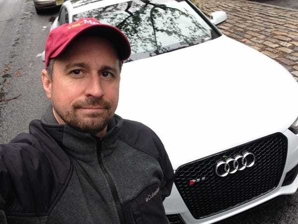 The Audi RS5 is the greatest bad-weather luxury sports car money can buy - Business Insider