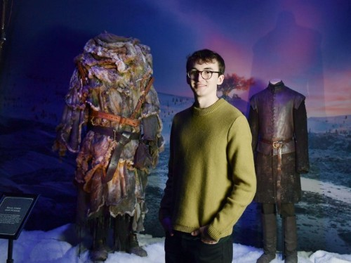 'Game of Thrones' Isaac Hempstead Wright defends finale, Bran's story line