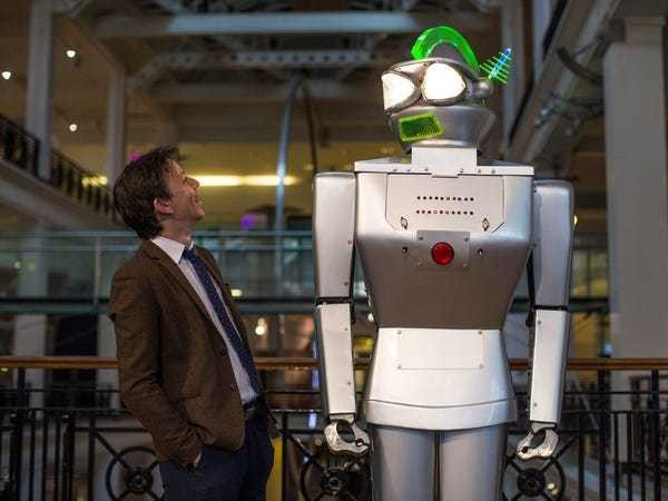 21 weird jobs humans will have when robots take over - Business Insider