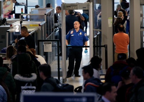 TSA body scanners false alarms for those who are black or overweight