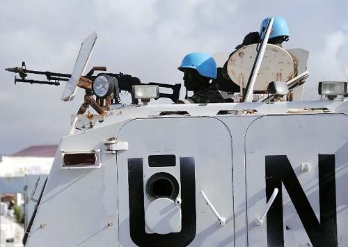 UN peacekeepers buy sex with cellphones, TVs: report