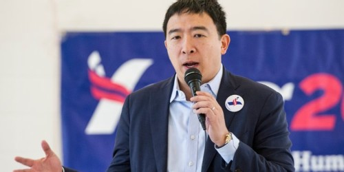 Andrew Yang ex-employee claims he fired her for getting married