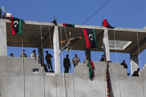 LIBYA: 'Instead of having one security apparatus torturing people, now each militia has its own'