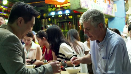 Anthony Bourdain says this is the first thing everyone should do when they land in a new city