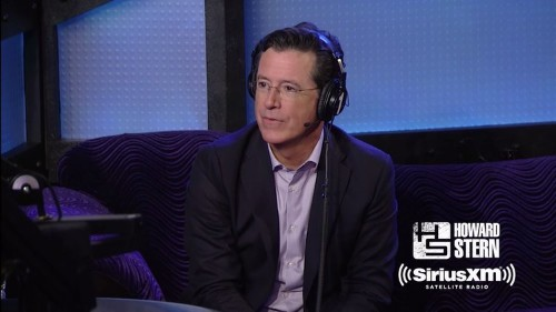 Stephen Colbert says he turned to comedy to make his mother happy after plane crash killed his father and brothers