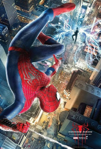 These New Posters For 'The Amazing Spider-Man' Sequel Are Works Of Art
