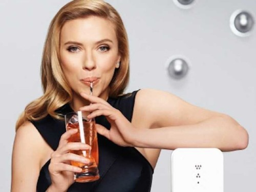 SodaStream Hopes Scarlett Johansson Can Revive Its Brand During The Super Bowl