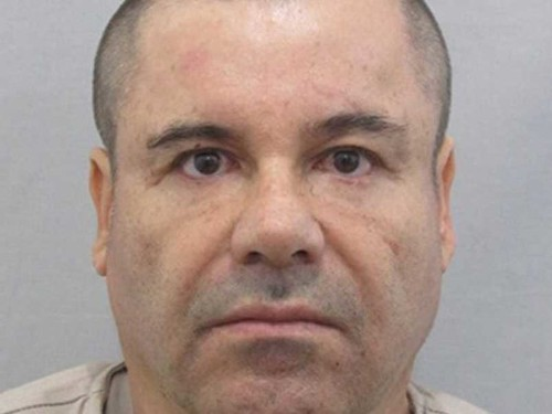 Mexican authorities release video showing the moment Sinaloa cartel boss 'El Chapo' escaped prison