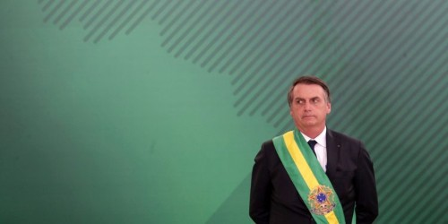 Brazil's new president is tweeting so much crazy stuff that he's giving Trump a run for his money