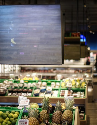 An MIT professor designed this supermarket of the future — take a look inside