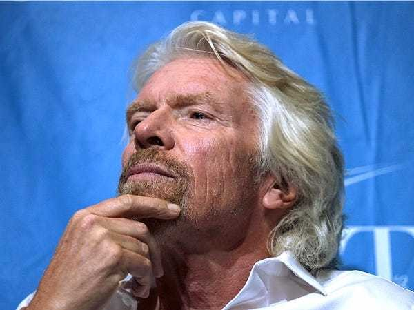 10 books Richard Branson thinks everyone should read - Business Insider