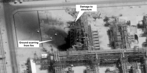 The devastating attack on Saudi oil plants confirms the 'worst fears' about low-tech drones in the wrong hands