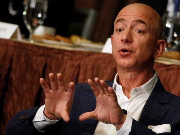 Here's what Jeff Bezos' 'Day 1' philosophy is all about - Business Insider