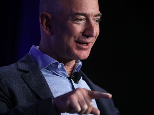 Leadership experts say Jeff Bezos' comfort with failure should be a model for all managers