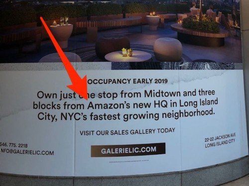Amazon isn't coming to New York City — and it's a kick in the face for the people who bet big on property in Queens