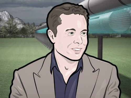Elon Musk Says He's Going To Build A 5-Mile Hyperloop Test Track, Probably In Texas