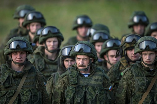 Russia's military exercises are WAY bigger than NATO's