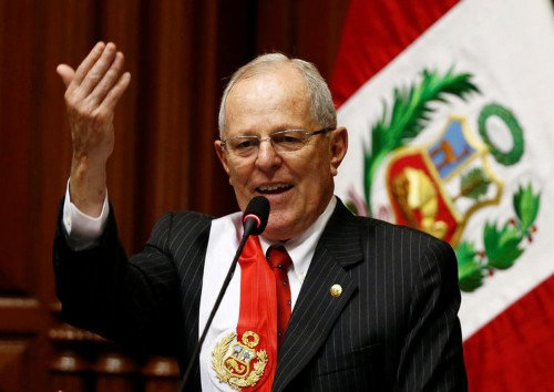 Peruvian president: Here's the first thing I'll tell Trump when I meet him