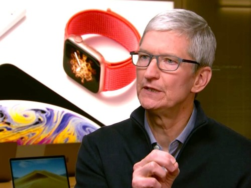 Apple's profit will drop by almost 30% if China bans its products, Goldman Sachs estimates (AAPL)