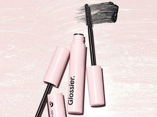 Glossier Lash Slick review: fiber mascara that doesn't clump or smudge - Business Insider