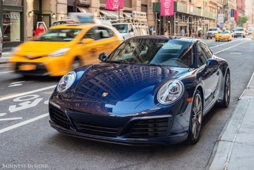 The Porsche 911 Carrera is everything a sports car should be
